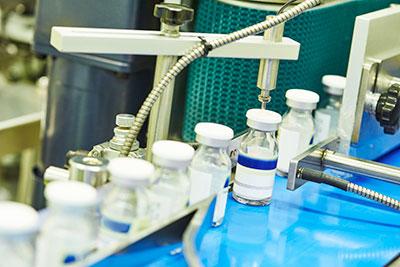 Secteur d'activité de l'industrie pharmaceutique, cosmétique et des biosciences