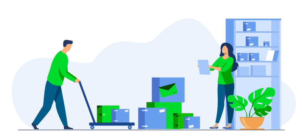 Réaliser un schéma directeur logistique permet d'augmenter votre taux de service, votre OTIF et de réduire vos délais de livraison