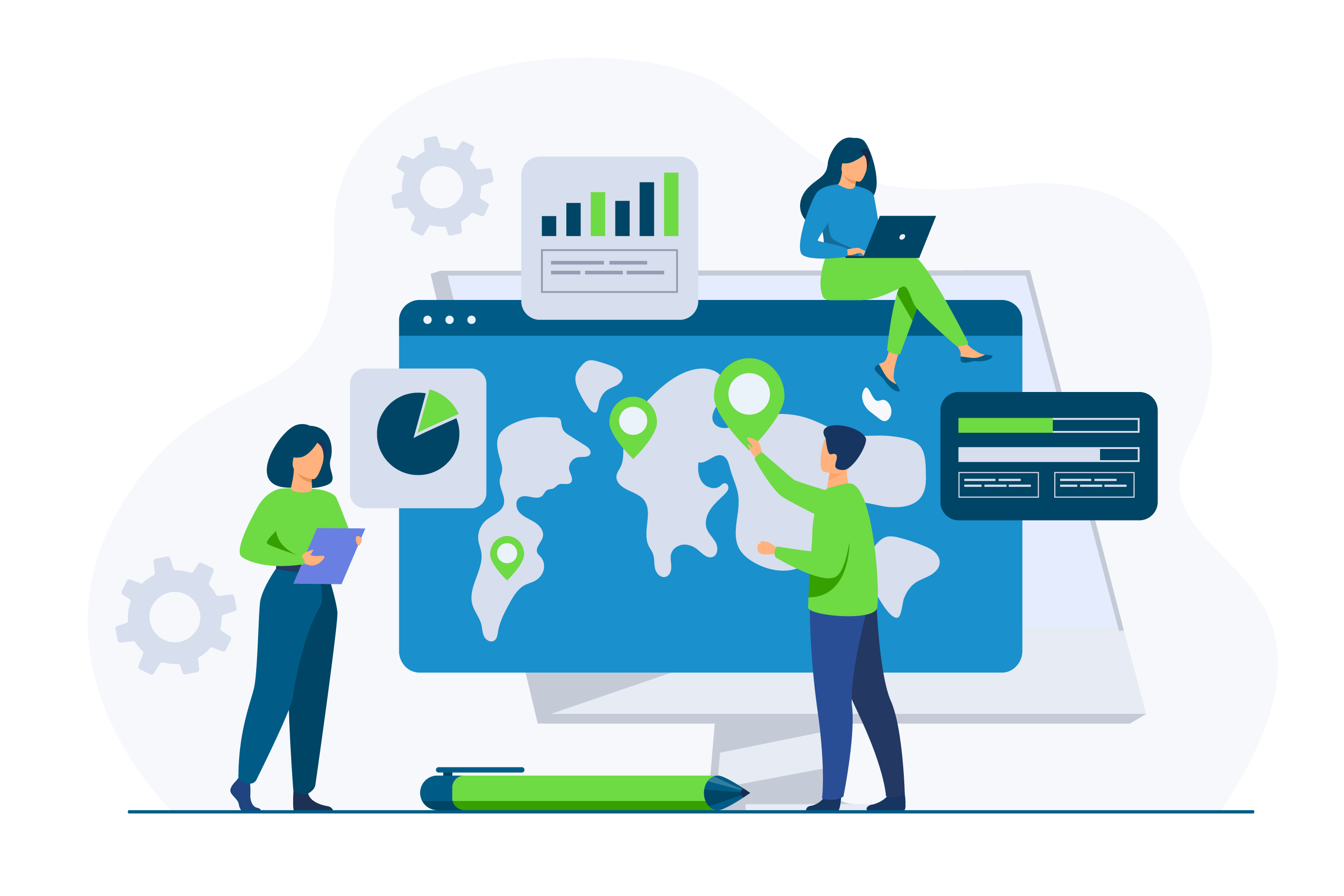 Analyser votre réseau et vos flux de distribution et de transports pour optimiser votre logistique