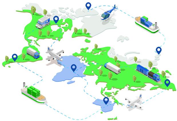 Optimiser vos flux logistiques, votre réseau de distribution et vos entrepôts